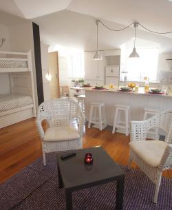 Casa do Joaquim da Praia - Apartamento T1 (2º andar)
