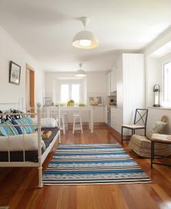 Casa do Joaquim da Praia - Apartamento T2 (1º andar)